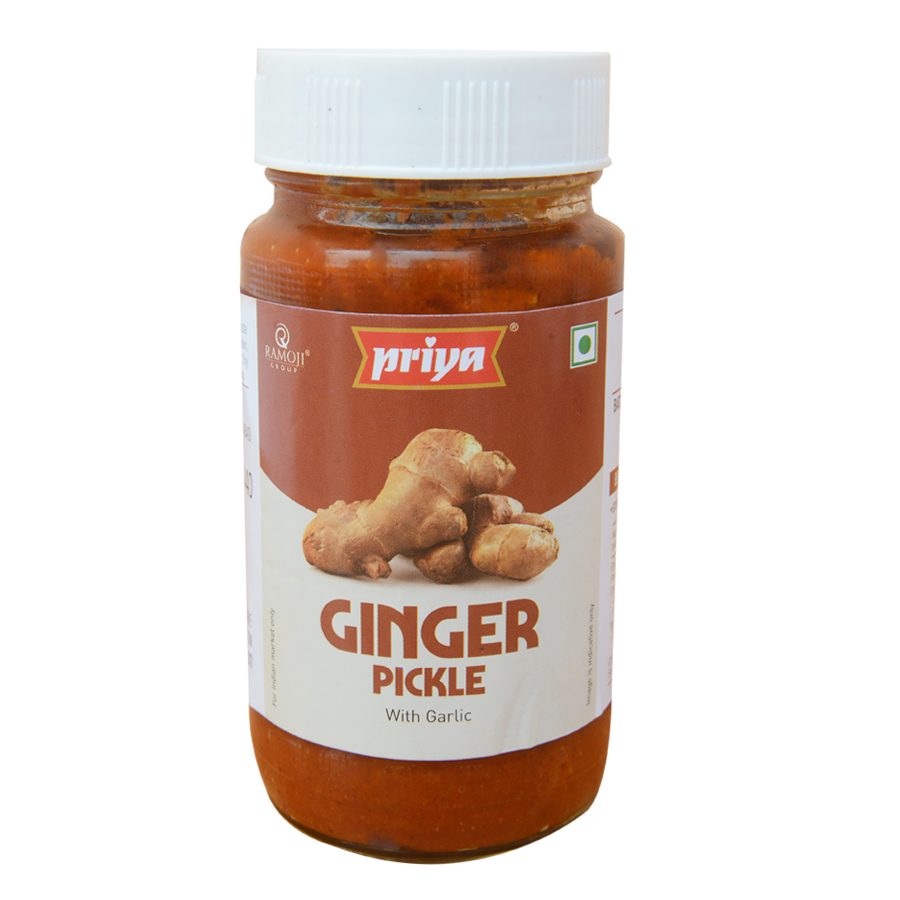 ginger-garlic-pickle